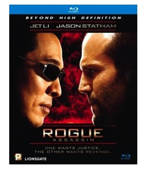 Rogue Assassin (Blu-ray)