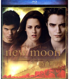 The Twilight Saga New Moon (Blu-Ray)