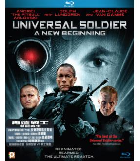 Universal Soldier : A New Beginning (Blu-ray)