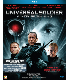 Universal Soldier : A New Beginning (Blu-ray)