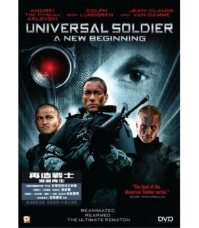 Universal Soldier : A New Beginning (VCD)