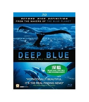 Deep Blue (Blu-Ray)