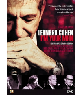 Leonard Cohen I'm Your Man (DVD)
