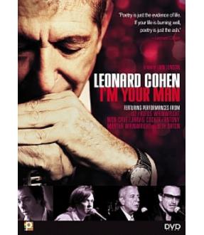 Leonard Cohen I'm Your Man (DVD)