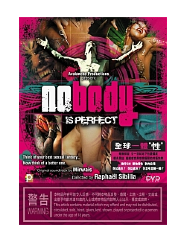 Nobody Is Perfect (VCD)