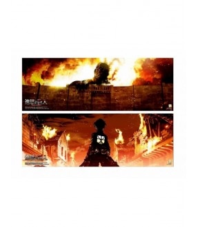 Attack on Titan Vol. 1 (Special Edition) (Blu-ray)