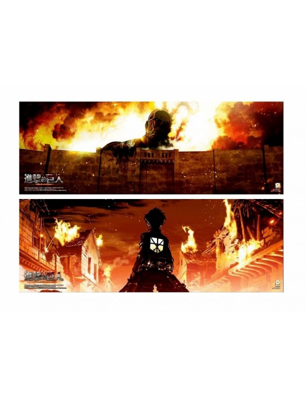 Attack on Titan Vol. 1 (Special Edition) (Blu-ray)