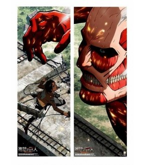 Attack on Titan Vol. 2 (Special Edition) (DVD)