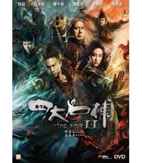 The Four II (DVD)
