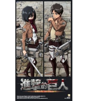 Attack on Titan Vol. 3 (Special Edition) (DVD)