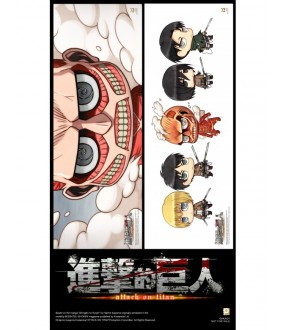 Attack on Titan Vol. 4 (Special Edition) (DVD)