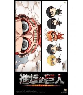 Attack on Titan Vol. 4 (Special Edition) (DVD)