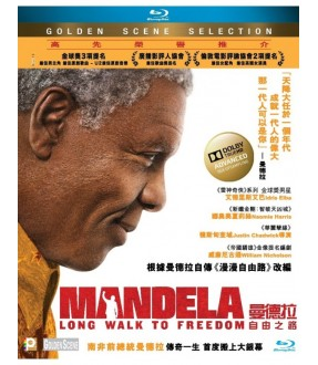 Mandela: Long Walk to Freedom (Blu-ray)