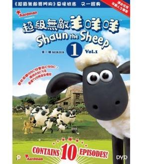 Shaun the Sheep Series 1 Vol.1 (DVD)