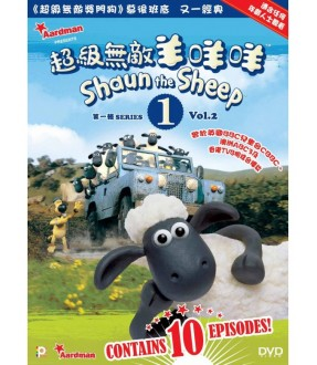 Shaun the Sheep Series 1 Vol.2 (DVD)
