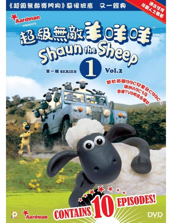 Shaun the Sheep Series 1 Vol.2 (DVD)