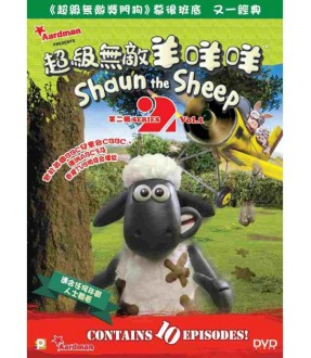 Shaun the Sheep Series 2 Vol.1 (DVD)