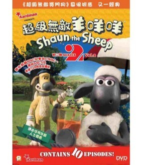 Shaun the Sheep Series 2 Vol.2 (DVD)
