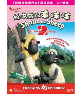 Shaun the Sheep Series 2 Vol.4 (DVD)