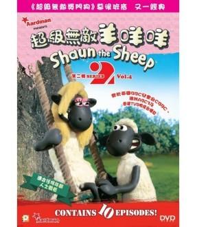 Shaun the Sheep Series 2 Vol.4 (DVD)
