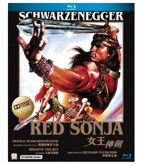 Red Sonja (Blu-Ray)