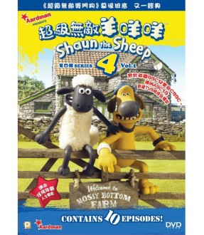 Shaun the Sheep Series 4 Vol.1 (DVD)