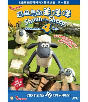 Shaun the Sheep Series 4 Vol.2 (DVD)
