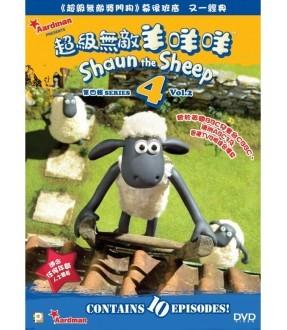Shaun the Sheep Series 4 Vol.2 (DVD)