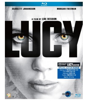 Lucy (Dolby Atmos Blu-ray)