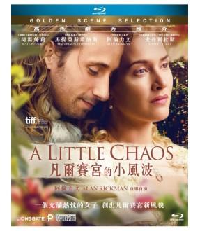 A Little Chaos (Blu-ray)