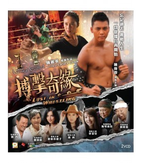 Lost in Wrestling 3D (VCD)