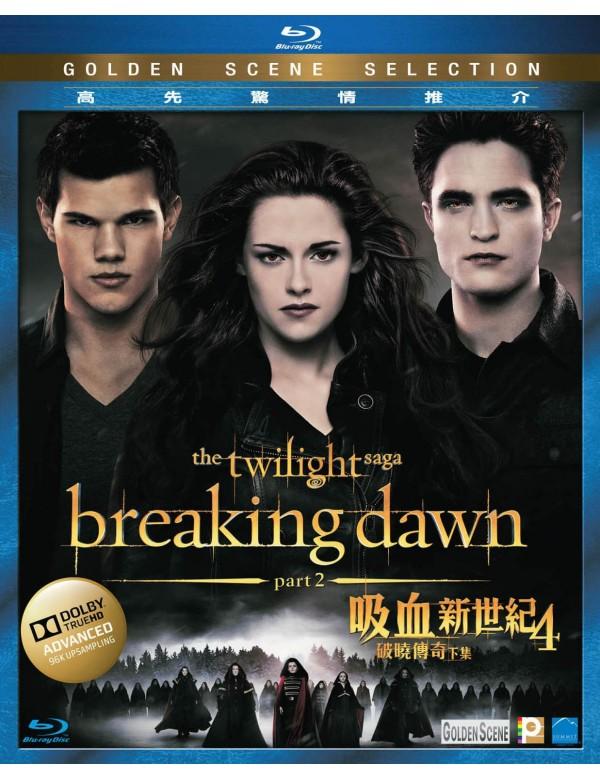 The Twilight Saga: The Breaking Dawn - Part 2 (Blu-ray)
