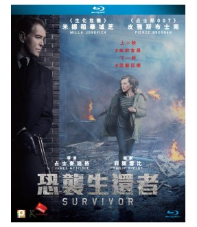 Survivor (Blu-ray)