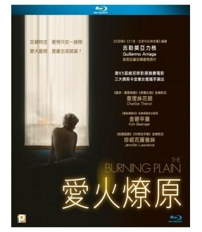 The Burning Plain (Blu-ray)