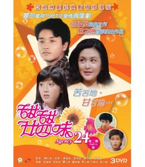 Agency 24 (Part 2) (End)  (3 DVD)