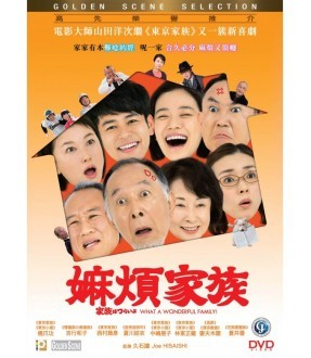 What A Wonderful Family! (DVD)