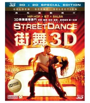 Streetdance 2 (2D+3D Blu-ray)