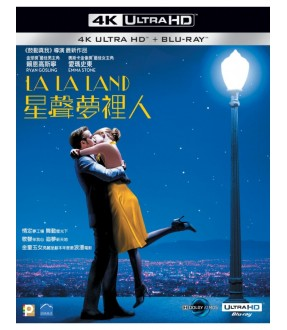 La La Land (4K Ultra HD + BD)