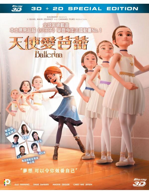 Ballerina (2D+3D Blu-ray)