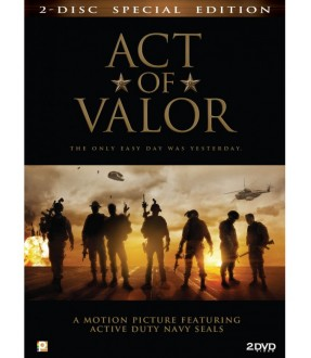 Act of Valor (2DVD)