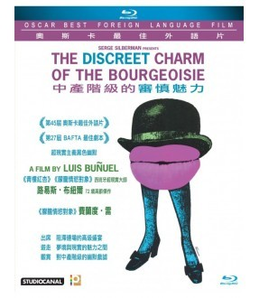 The Discreet Charm of the Bourgeoisie (Blu-ray)