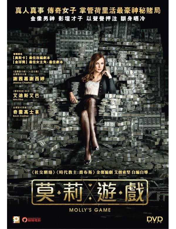 Molly's Game (DVD)