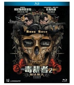 Sicario: Day of the Soldado (Blu-ray)