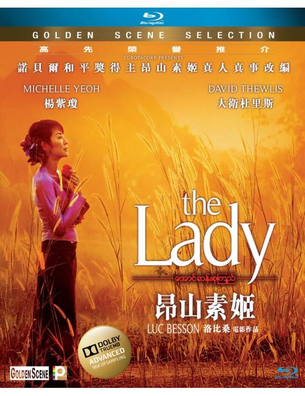 The Lady (Blu-ray)