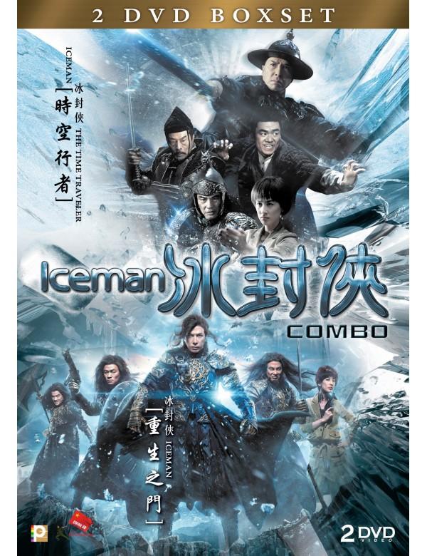 Iceman Combo Boxset (DVD)