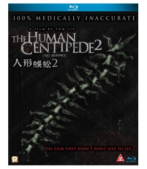 The Human Centipede 2 (Blu-ray)