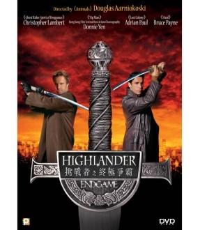 Highlander : Endgame (VCD)
