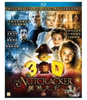 The Nutcracker 3D (Blu-ray)