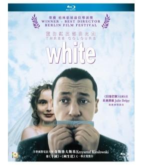 Three Colours White (Blu-ray)