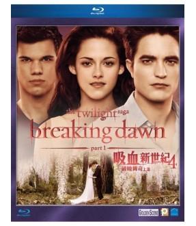 The Twilight Saga: Breaking dawn Part 1 (Blu-ray)